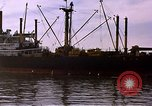 Image of freighter Saigon Vietnam, 1962, second 8 stock footage video 65675039899