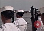 Image of Submarine USS Bluegill SS-242 Saigon Vietnam, 1962, second 5 stock footage video 65675039903