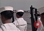 Image of Submarine USS Bluegill SS-242 Saigon Vietnam, 1962, second 6 stock footage video 65675039903