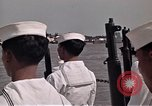Image of Submarine USS Bluegill SS-242 Saigon Vietnam, 1962, second 7 stock footage video 65675039903