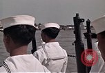 Image of Submarine USS Bluegill SS-242 Saigon Vietnam, 1962, second 8 stock footage video 65675039903