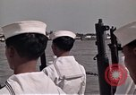 Image of Submarine USS Bluegill SS-242 Saigon Vietnam, 1962, second 10 stock footage video 65675039903