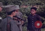 Image of Questioning of Vietcong prisoners by South Vietnamese Officer and U.S. Tuy Hoa South Vietnam, 1962, second 11 stock footage video 65675039916