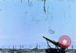 Image of Honest John rocket White Sands New Mexico USA, 1962, second 1 stock footage video 65675039933