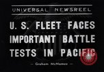 Image of warship United States USA, 1938, second 2 stock footage video 65675039937