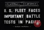 Image of warship United States USA, 1938, second 4 stock footage video 65675039937