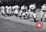 Image of New York Yankees baseball team Saint Petersburg Florida USA, 1938, second 5 stock footage video 65675039942