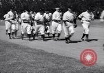 Image of New York Yankees baseball team Saint Petersburg Florida USA, 1938, second 6 stock footage video 65675039942