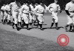 Image of New York Yankees baseball team Saint Petersburg Florida USA, 1938, second 7 stock footage video 65675039942