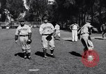 Image of Chicago Cubs Catalina Island California USA, 1938, second 8 stock footage video 65675039943