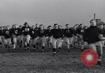 Image of American football New York City USA, 1938, second 5 stock footage video 65675039944