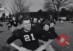 Image of American football New York City USA, 1938, second 8 stock footage video 65675039944