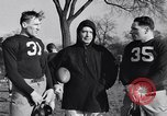 Image of American football New York City USA, 1938, second 12 stock footage video 65675039944