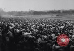 Image of Belmont Stakes race Elmont New York USA, 1962, second 8 stock footage video 65675039950