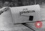 Image of Joe Simonton Wisconsin United States USA, 1965, second 11 stock footage video 65675039958