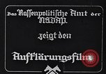 Image of Nazi German analysis of mentally and physically handicapped Germans Germany, 1934, second 5 stock footage video 65675039980