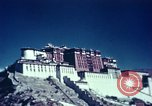 Image of Potala Palace Lhasa Tibet, 1943, second 7 stock footage video 65675039990