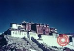 Image of Potala Palace Lhasa Tibet, 1943, second 8 stock footage video 65675039990