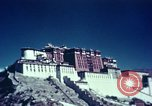 Image of Potala Palace Lhasa Tibet, 1943, second 9 stock footage video 65675039990