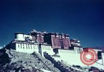 Image of Potala Palace Lhasa Tibet, 1943, second 10 stock footage video 65675039990