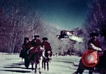 Image of Tibetan cabinet ministers Lhasa Tibet, 1943, second 3 stock footage video 65675039991