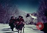 Image of Tibetan cabinet ministers Lhasa Tibet, 1943, second 4 stock footage video 65675039991