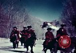 Image of Tibetan cabinet ministers Lhasa Tibet, 1943, second 6 stock footage video 65675039991