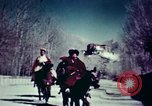 Image of Tibetan cabinet ministers Lhasa Tibet, 1943, second 10 stock footage video 65675039991
