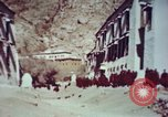Image of monks Lhasa Tibet, 1943, second 2 stock footage video 65675039993
