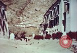 Image of monks Lhasa Tibet, 1943, second 3 stock footage video 65675039993