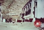 Image of monks Lhasa Tibet, 1943, second 5 stock footage video 65675039993