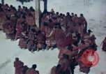 Image of monks Lhasa Tibet, 1943, second 9 stock footage video 65675039993