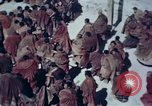 Image of monks Lhasa Tibet, 1943, second 10 stock footage video 65675039993
