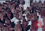 Image of monks Lhasa Tibet, 1943, second 11 stock footage video 65675039993