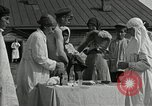 Image of American Relief Administration aid to Russian civilians Samara Russia, 1917, second 11 stock footage video 65675039997