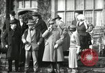 Image of Marshall Ferdinand Foch Ellesborough England, 1921, second 1 stock footage video 65675039998