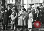 Image of Marshall Ferdinand Foch Ellesborough England, 1921, second 2 stock footage video 65675039998