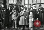 Image of Marshall Ferdinand Foch Ellesborough England, 1921, second 5 stock footage video 65675039998