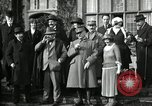 Image of Marshall Ferdinand Foch Ellesborough England, 1921, second 6 stock footage video 65675039998