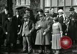 Image of Marshall Ferdinand Foch Ellesborough England, 1921, second 7 stock footage video 65675039998