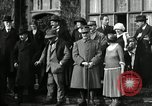Image of Marshall Ferdinand Foch Ellesborough England, 1921, second 8 stock footage video 65675039998
