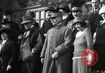 Image of Marshall Ferdinand Foch Ellesborough England, 1921, second 9 stock footage video 65675039998