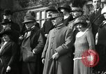 Image of Marshall Ferdinand Foch Ellesborough England, 1921, second 10 stock footage video 65675039998