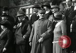 Image of Marshall Ferdinand Foch Ellesborough England, 1921, second 11 stock footage video 65675039998