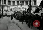 Image of Fascists wreath laying Italy, 1919, second 8 stock footage video 65675040011