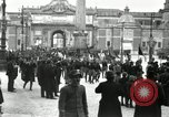 Image of Fascists wreath laying Italy, 1919, second 9 stock footage video 65675040011