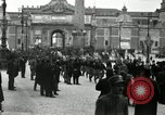 Image of Fascists wreath laying Italy, 1919, second 10 stock footage video 65675040011