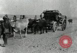 Image of Retreating Turkish forces World War 1 Turkey, 1918, second 4 stock footage video 65675040014