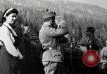 Image of Austrian Emperor Charles Austria, 1917, second 6 stock footage video 65675040015