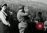 Image of Austrian Emperor Charles Austria, 1917, second 7 stock footage video 65675040015